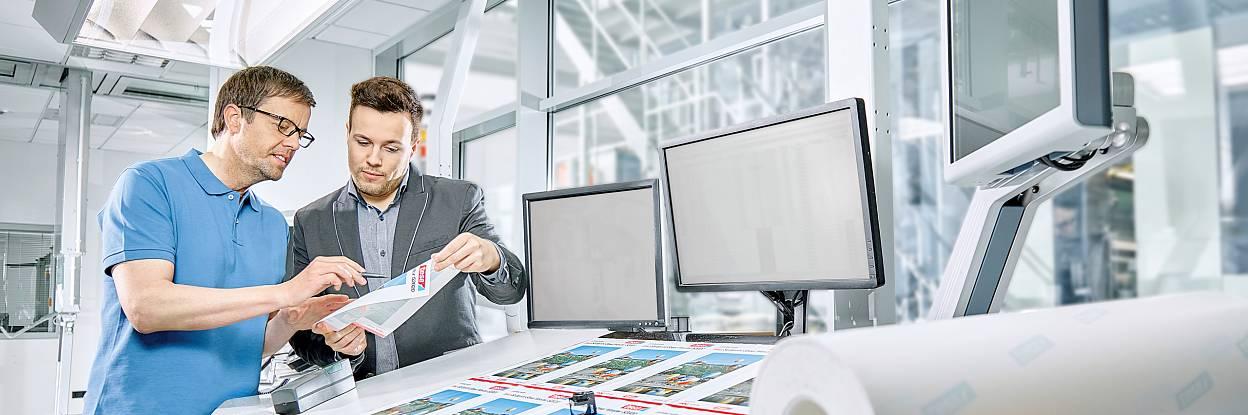 德莎造纸及印刷行业胶带解决方案